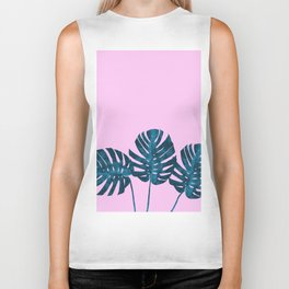 Tropical composition XIII Biker Tank