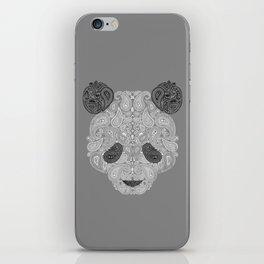 Paisley Panda iPhone Skin