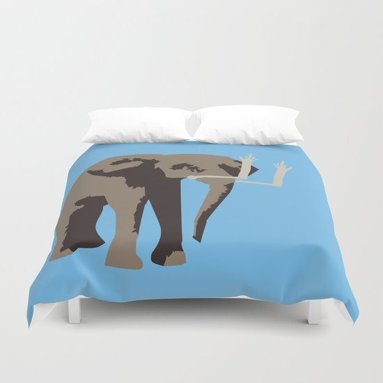 Counterplay! Duvet Cover