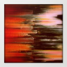 Untitled Reds Canvas Print