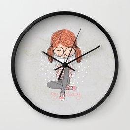 My Diary Wall Clock