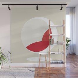 Ball Chair by Eero Saarinen Wall Mural