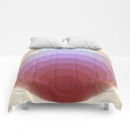 Chrome Sphere 1 Comforters