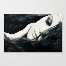Sea Of Tears Canvas Print