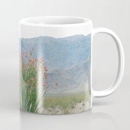Ocotillo Plant (Anza Borrego Desert, California) Coffee Mug