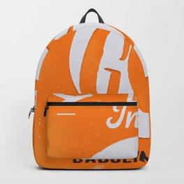 GOI GOA orange Backpack