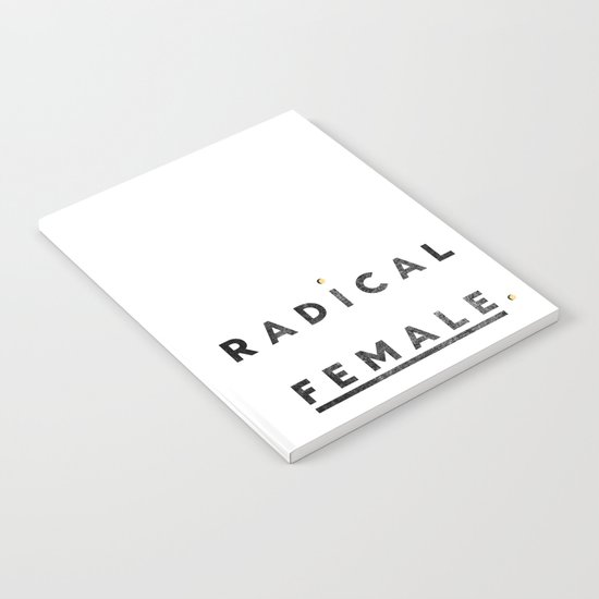 Radical Female Notebook