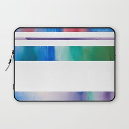 listen while i talk on against time Laptop Sleeve