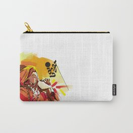 Kumbh Mela India Yogi Carry-All Pouch