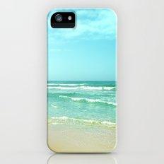Vintage summer iPhone (5, 5s) Slim Case