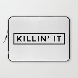 Killin it Laptop Sleeve