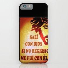 Sali con Dios Slim Case iPhone 6s