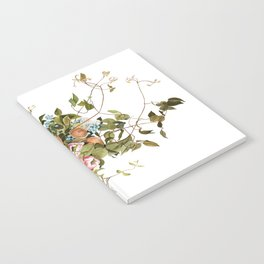 Trailing Jade Bouquet Notebook