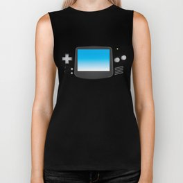 Pink Nintendo Gameboy advance Biker Tank