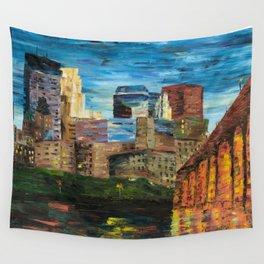 Stone Arch Wall Tapestry