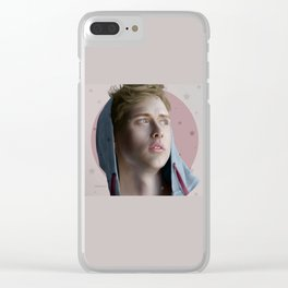 STARS IN YOUR MULTITUDE Clear iPhone Case