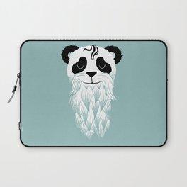 Panda Beard Laptop Sleeve