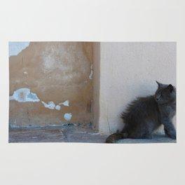 Grecian Cat Rug