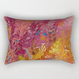 FLOURISH Rectangular Pillow
