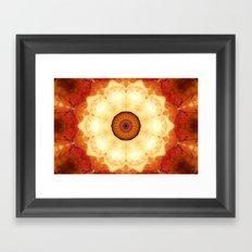 Inner Gravity Framed Art Print