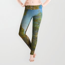 OLD COUNTRY CHURCH Leggings