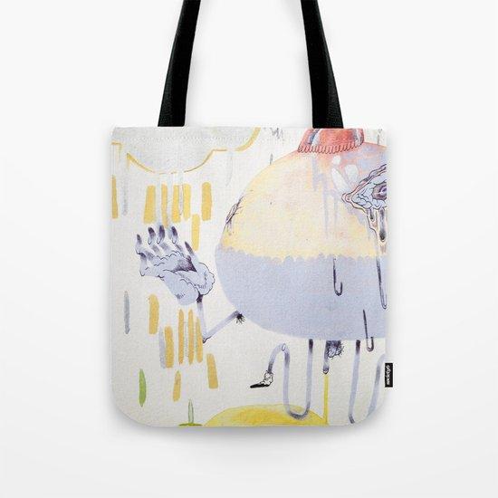 cyclical Tote Bag