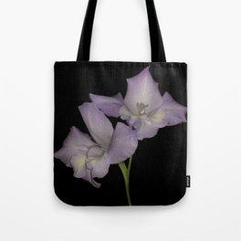 Gorgeous Gladioli Tote Bag
