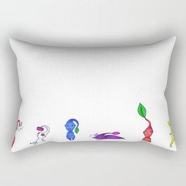 Pikmin Rectangular Pillow