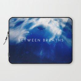 Between Breaths Laptop Sleeve