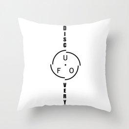 Ufo 1 Throw Pillow