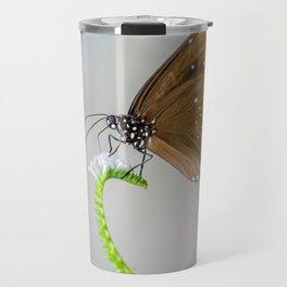 Spotted Black Crow Travel Mug