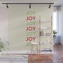 Joy! Wall Mural