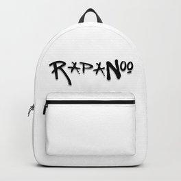 Rapanoo - Black Backpack