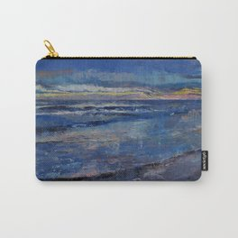 Midnight Blue Carry-All Pouch