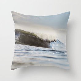 Objective Sequence Throw Pillow