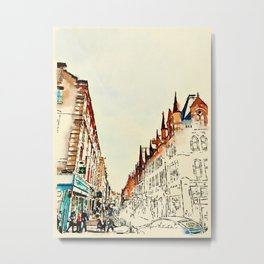 Exchequer Metal Print