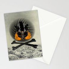 Losing sleep Stationery Cards