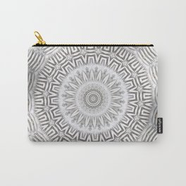 METAL Element Kaleido Pattern Carry-All Pouch