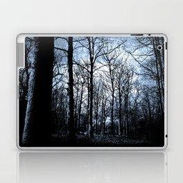 The Haunted Wood  Laptop & iPad Skin