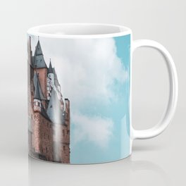 Burg Eltz Castle Germany Up in the Clouds Coffee Mug