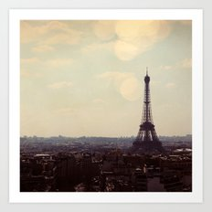City of Light Art Print