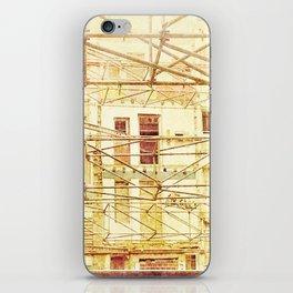 Under Conctruction iPhone Skin