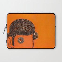 002: Clockwork Orange - 100 Hoopties Laptop Sleeve