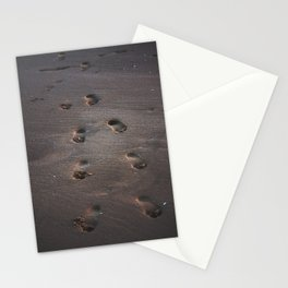 Burn In the Sand Stationery Cards