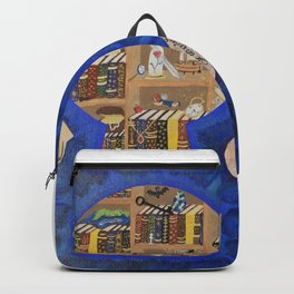 My Dream Library Backpack