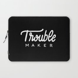Trouble maker #2 Laptop Sleeve