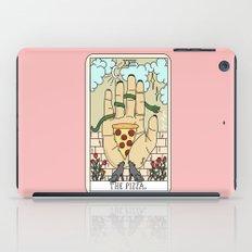 PIZZA READING iPad Case