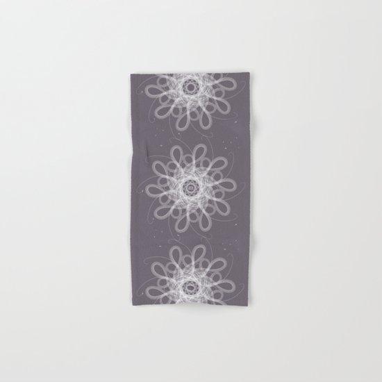 Ornament - Stormy Blossom Hand & Bath Towel