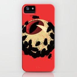 Eyeball iPhone Case