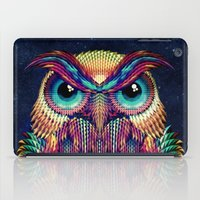 ali iPad Cases featuring OWL 2 by Ali GULEC